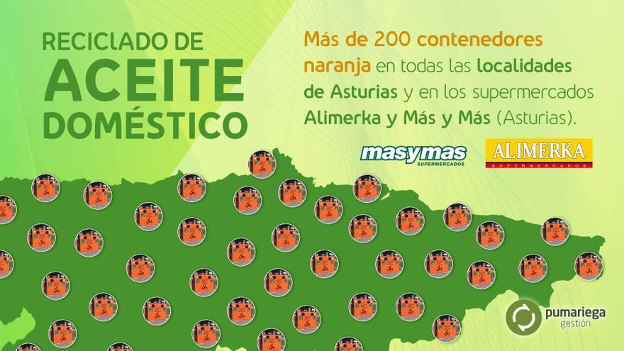Pumariega Gestión refuerza su compromiso con el reciclaje, en el Día Mundial del Medio Ambiente