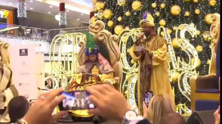 Kiko Rivera, Omar Montes y Fani Carbajo, polémicos Reyes Magos en Marbella