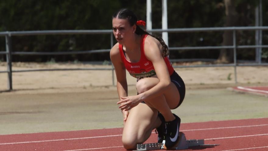 Carmen Avilés llega al Europeo sub 20 con opciones de medalla en el relevo 4x400
