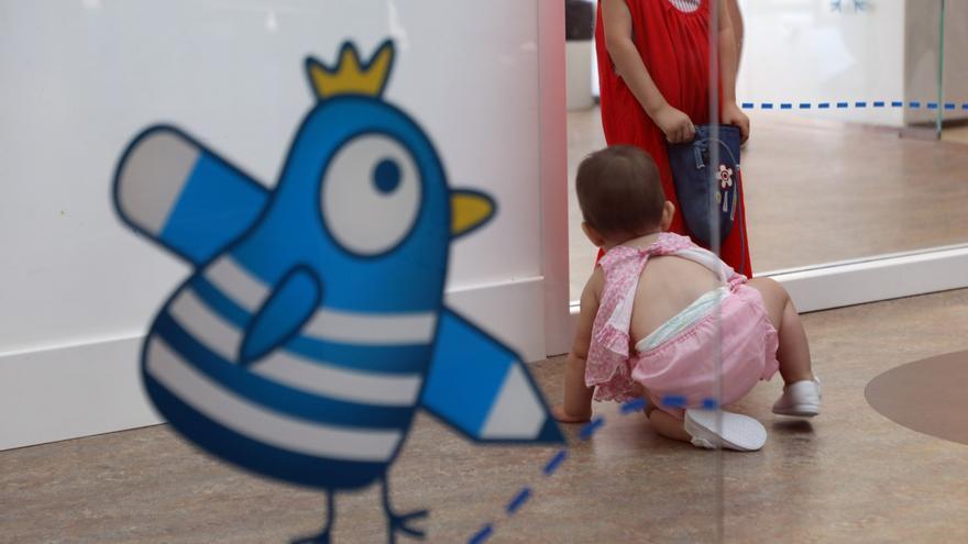 Las escuelas infantiles de la Xunta inician el curso con un 3% más de usuarios