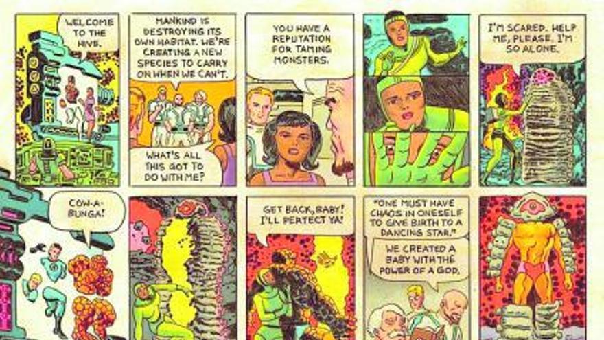 Cuando los superhéroes dominaron la Tierra