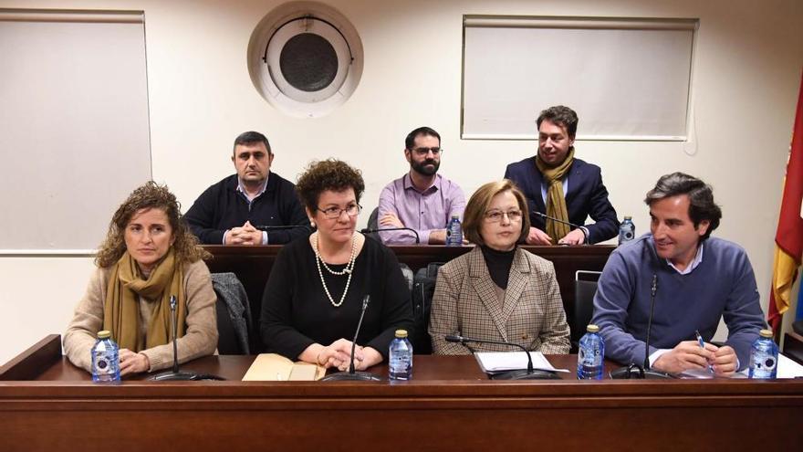 Las denuncias de amaños urbanísticos vuelven al pleno a tres meses de las elecciones