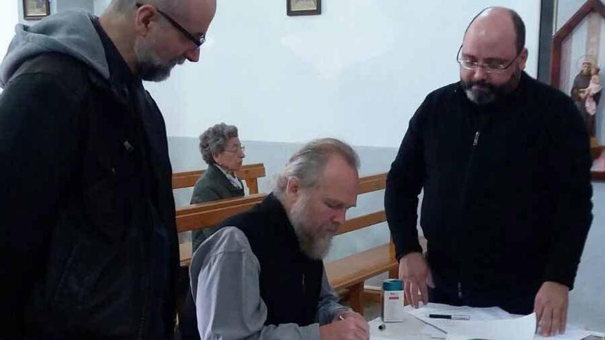 Los ortodoxos rusos celebrarán eucaristía  en la Ribera de Cabanes