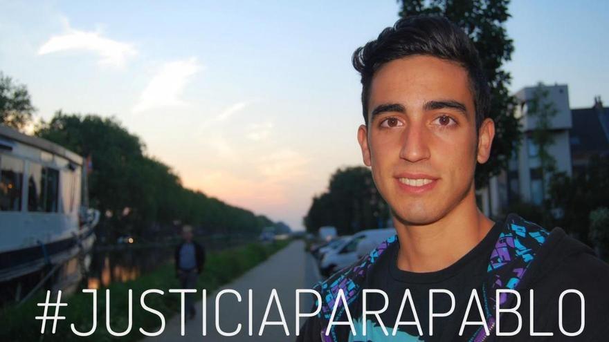 La familia de Pablo Podadera pide justicia a través de una campaña por redes sociales