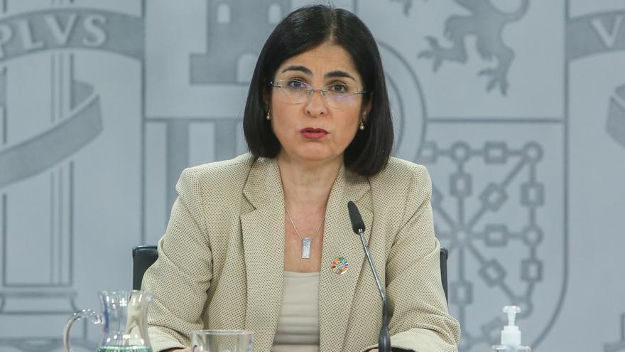 Carolina Darias.