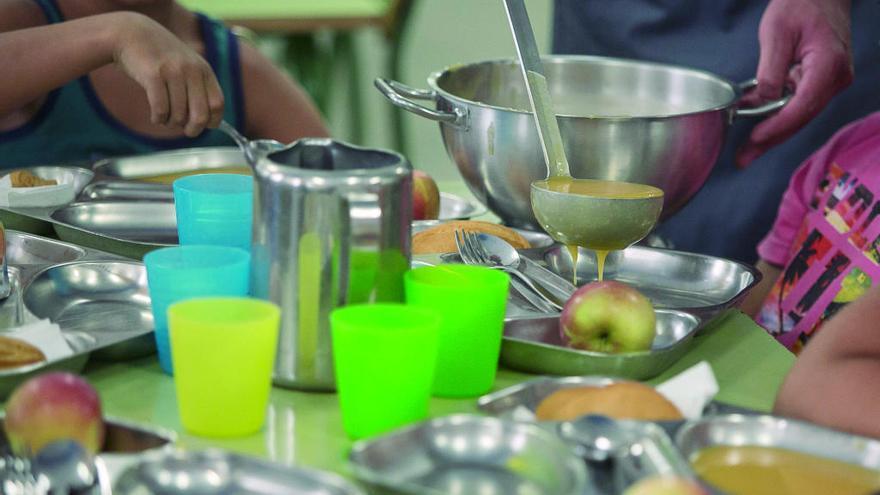 El PP pide prorrogar los comedores escolares a septiembre