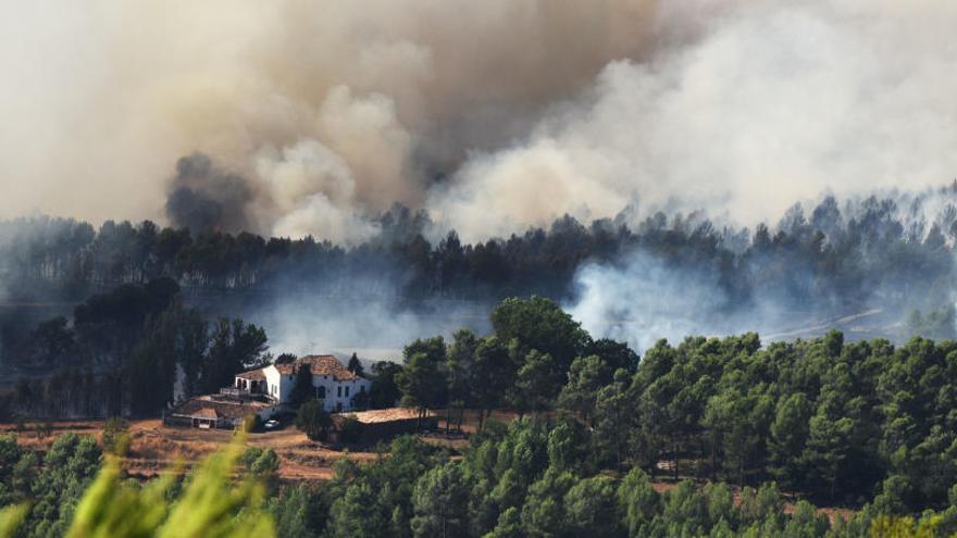 El suposat piròman d'Artés diu que anava als incendis vestit de Creu Roja per ajudar