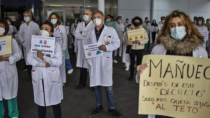 El exgerente de Sacyl respalda las protestas contra el decretazo