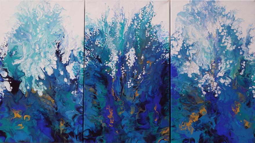 Exposición 'Antes y después' de Wendy Williams-Schmitz