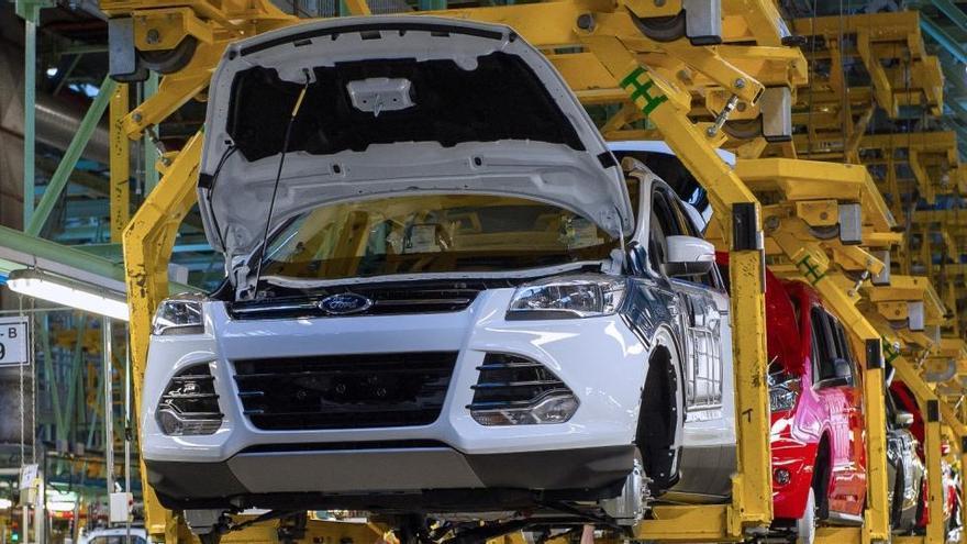 Los fabricantes de coches perdieron casi 11.000 millones de euros en el trimestre