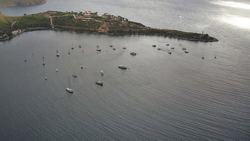 Ports gestionará los campos de boyas sobre posidonia