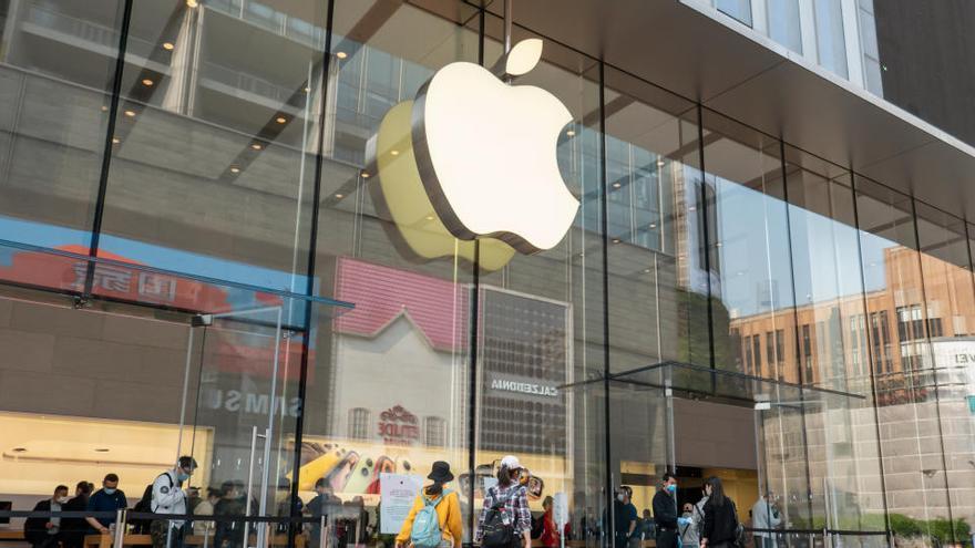 Apple gana 33.485 millones de dólares en seis meses, un 6,2% más