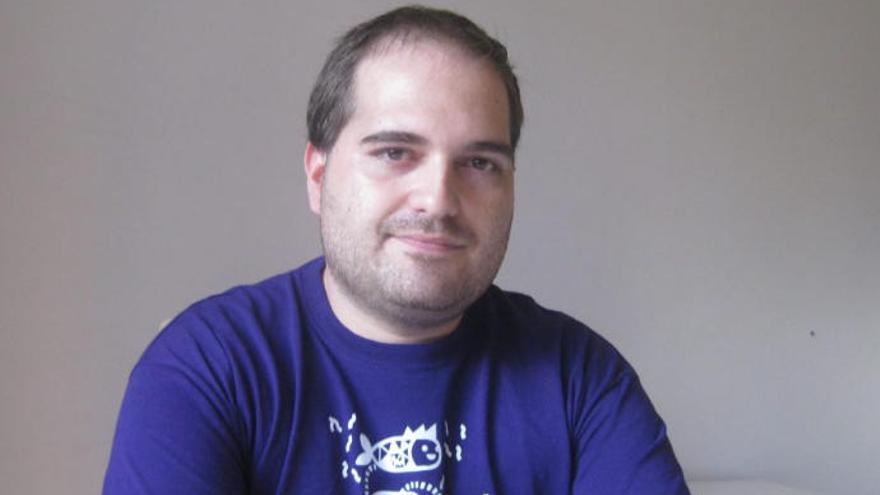 """El tinerfeño Paco Martín, desarrollador de IBM, afirma que """"las mejores notas ya no importan"""""""