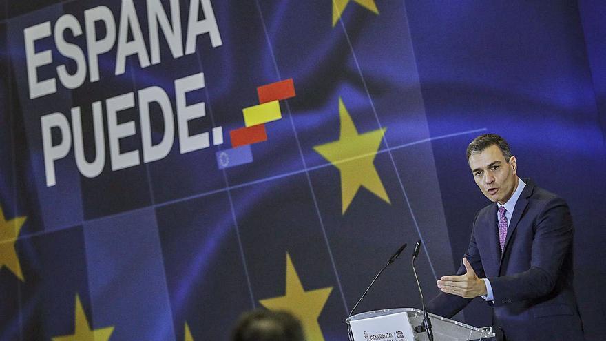 Bruselas empeora el pronóstico para España y calcula que el PIB caerá el 12,4%