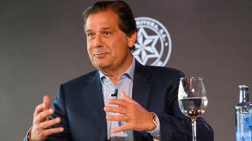 """Ignacio Rivera:""""Viene un tsunami económico y tenemos que empujar entre todos"""""""