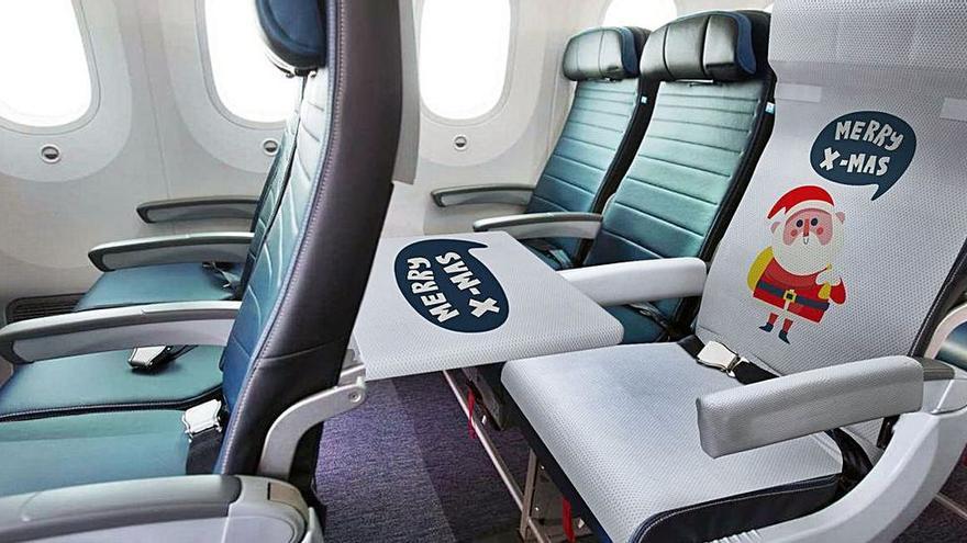 Cubre asientos inventados en Benissa para proteger de contagios en aviones o cines