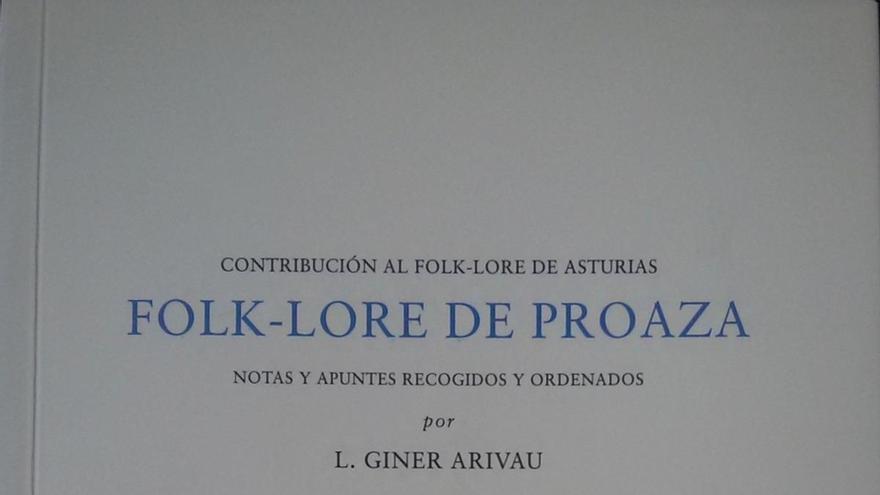 Una joya bibliográfica del folclore asturiano