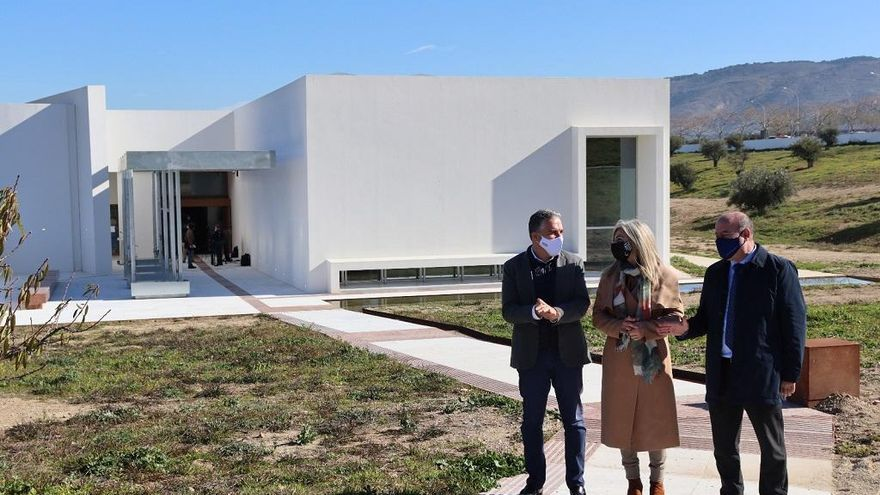 La Junta finaliza las obras del museo de Los Dólmenes de Antequera