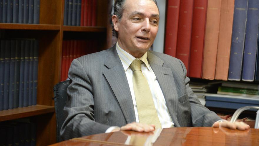 Salvador Navarro optará a la reelección para presidir la CEV