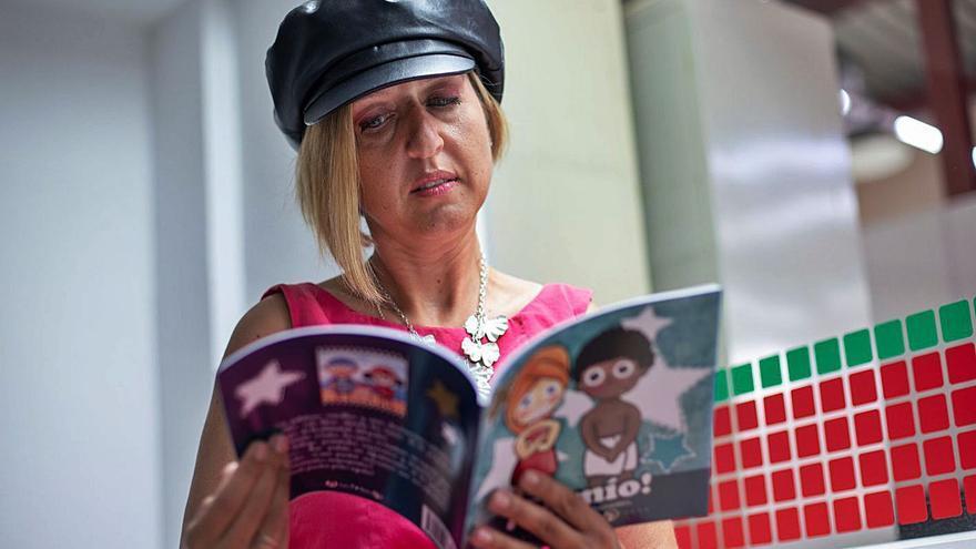 Las hermanas Poncet presentan en Zamora un libro infantil sobre la intimidad: ¡Mi cuerpo es mío, me pertenece!