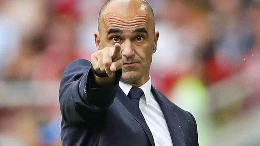 Martínez: «No hay favoritos, pero Inglaterra tiene ventaja»
