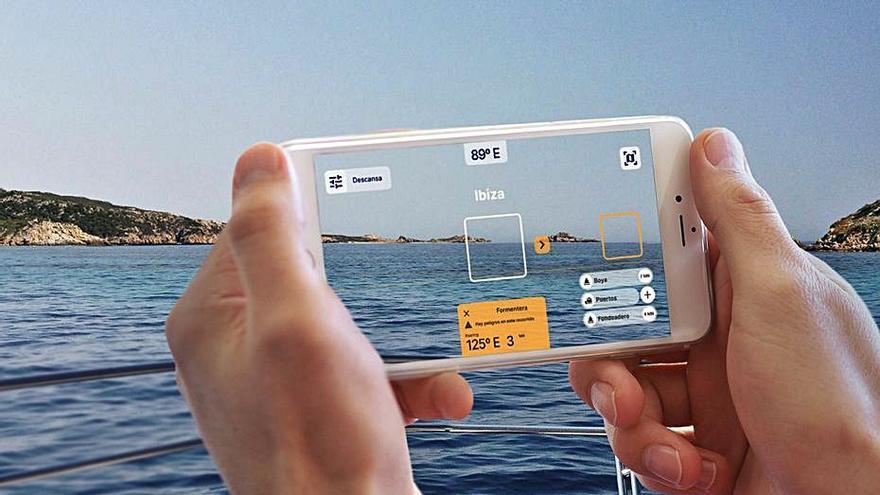 Una 'app' para ver el litoral mediterráneo de otra manera