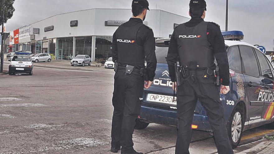 Cuatro detenidos por secuestrar a un joven para obligarle a delinquir
