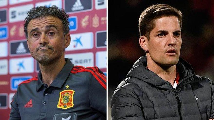 Las razones de la ruptura entre Luis Enrique y Robert Moreno