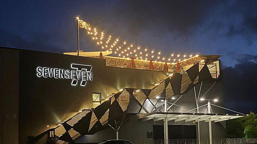 La discoteca Seven Seven de Manresa suma des d'avui dos espais gastronòmics