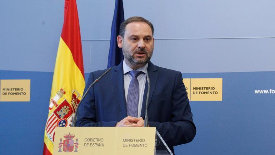 José Luis Ábalos: cumplimiento de los compromisos con el soterramiento y la Ley de Vivienda