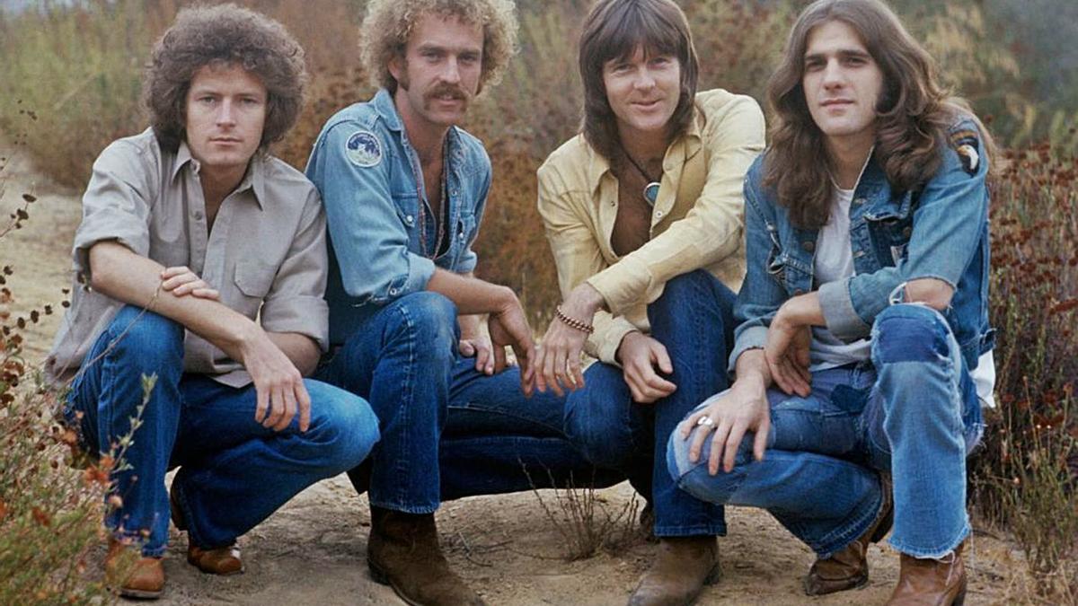 Los Eagles en una imagen promocional. | LEVANTE-EMV