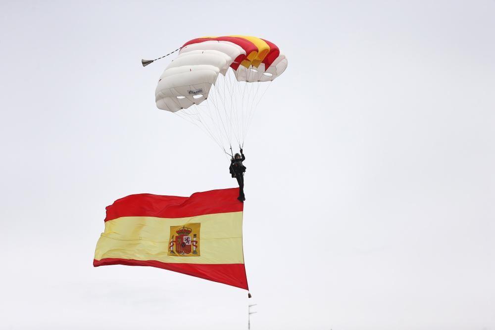 Día de la Fiesta Nacional.