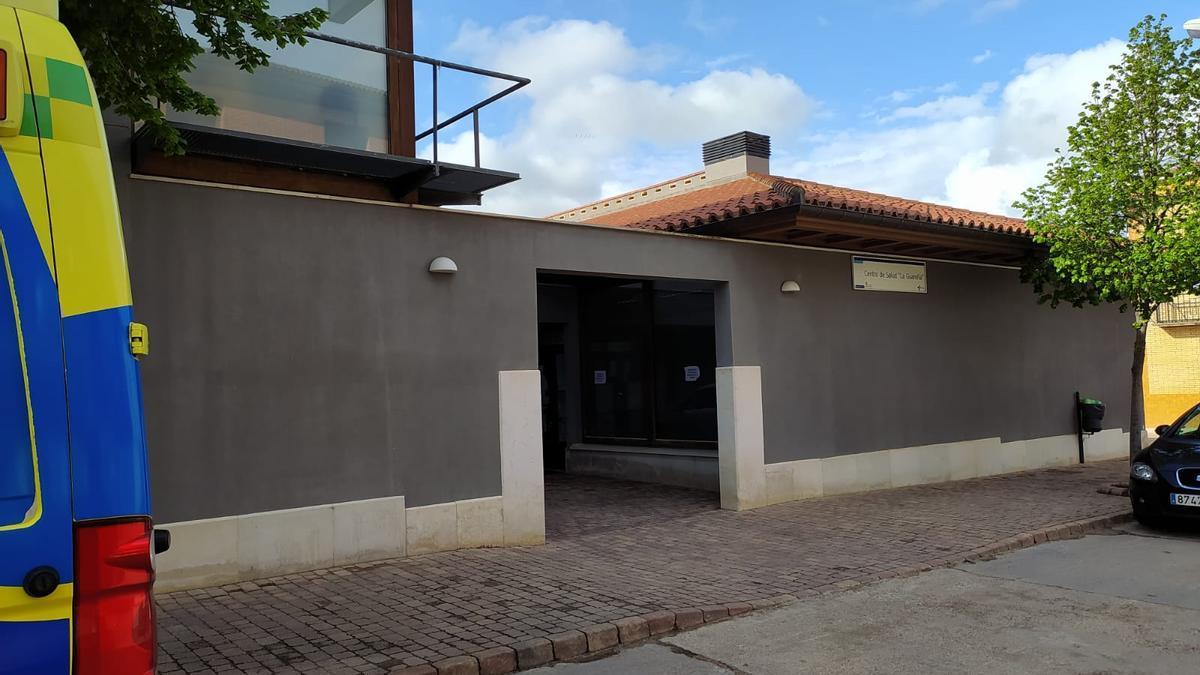 Centro de Salud La Guareña en Fuentesaúco
