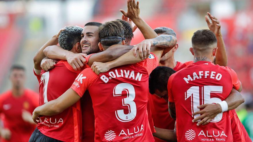 Un debut esperanzador del Real Mallorca en su regreso a Primera