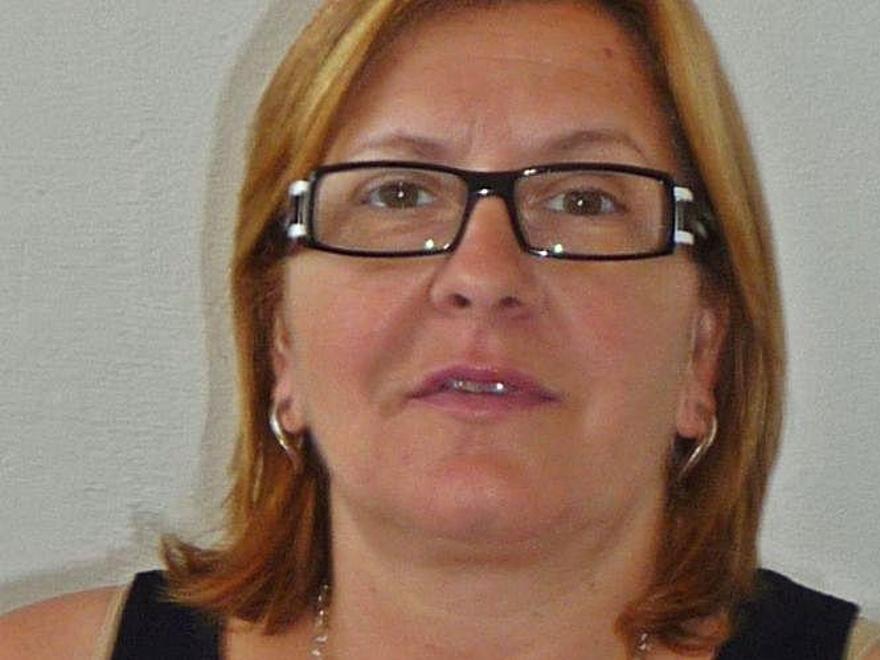 La regidora Francisca Cerdà.    PIP