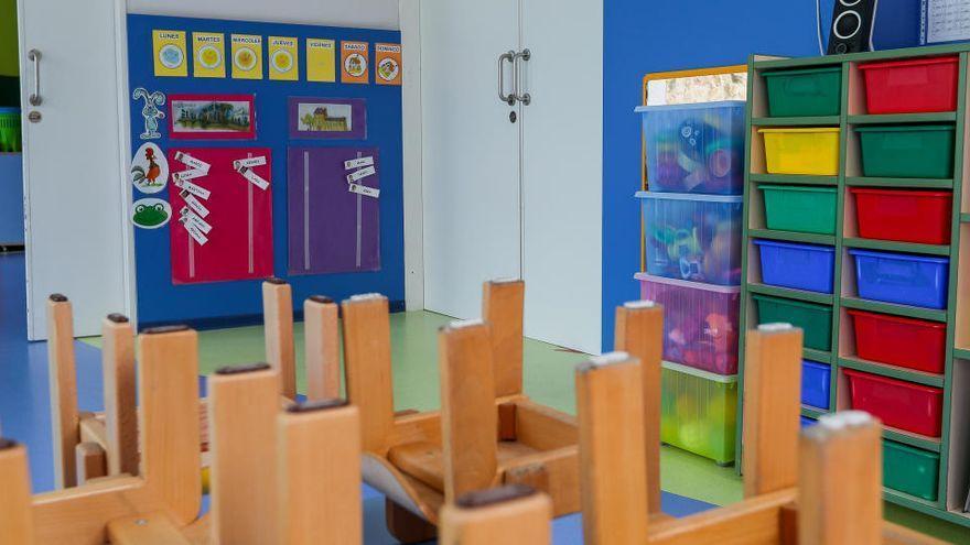 Las aulas en enseñanza online por la covid-19 en Extremadura descienden hasta 12
