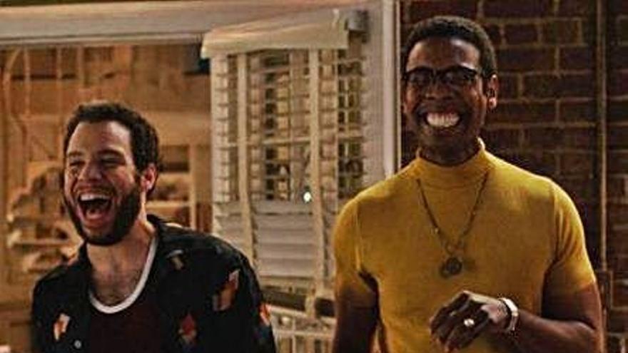 Netflix estrena hoy la versión cinematográfica de la obra teatral 'Los chicos de la banda'