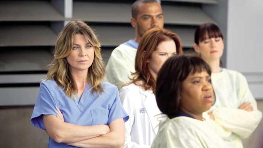 Ellen Pompeo seguirá dos temporadas más en 'Anatomía de Grey'