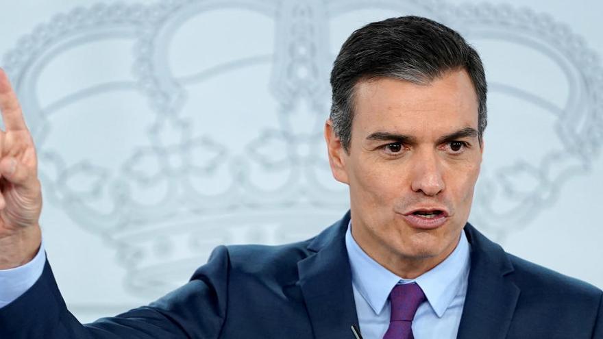 """Sánchez aplaude la salida del emérito: """"Es adecuada"""""""