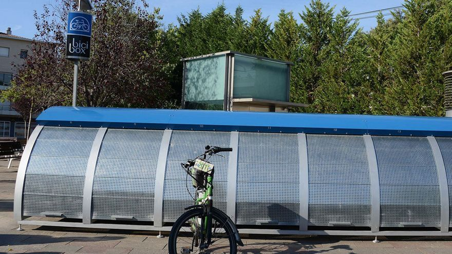 Manacor estudia instalar un bicibox en la plaza Ramon Llull