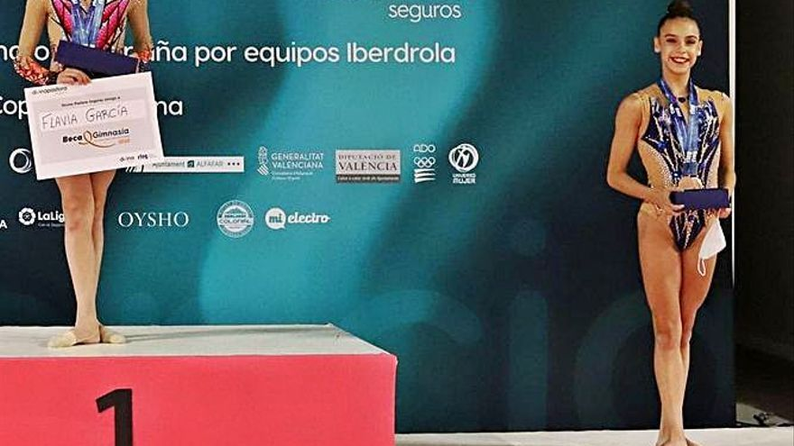 El Batistana pone la guinda a un gran Nacional con el bronce infantil de Desiree Viera