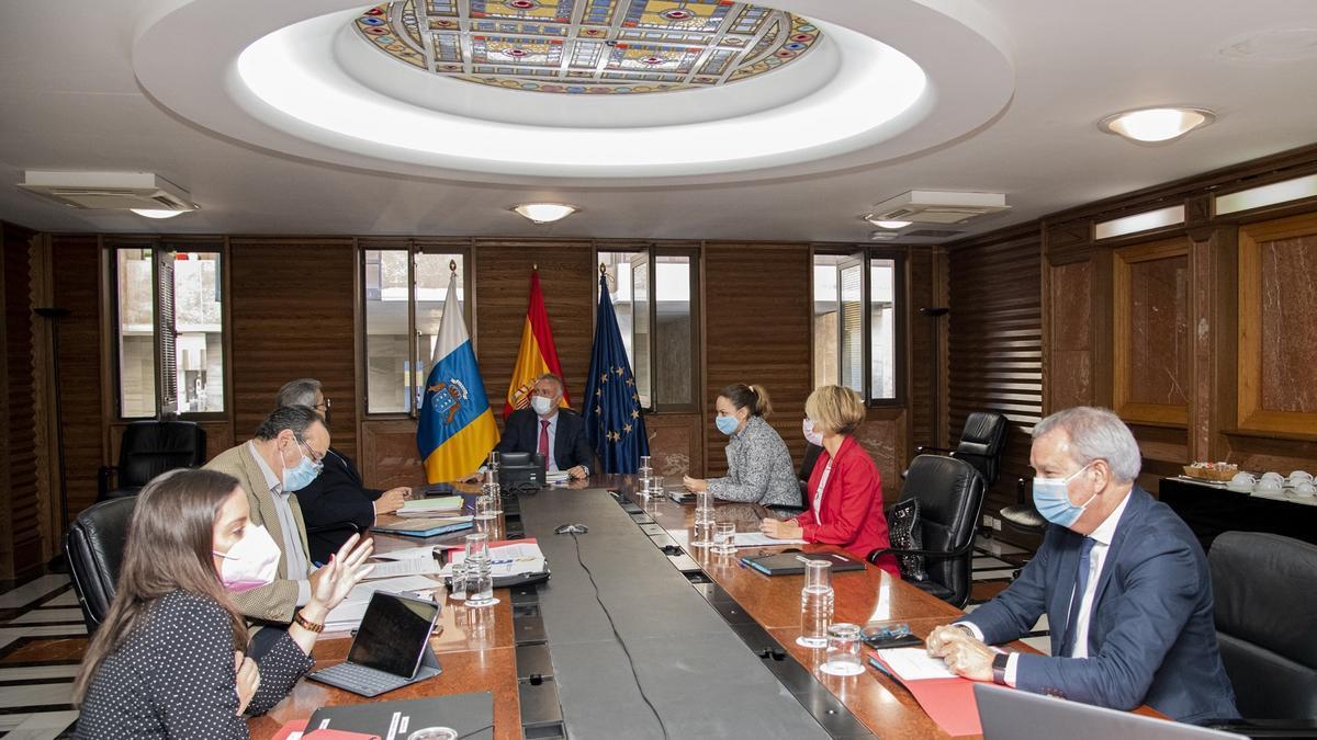 El Gobierno prepara nuevas restricciones para Tenerife en los próximos días si la evolución Covid no mejora