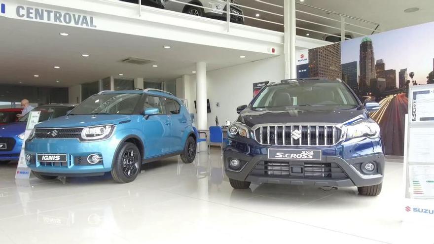 Suzuki Centroval celebra sus Special Days