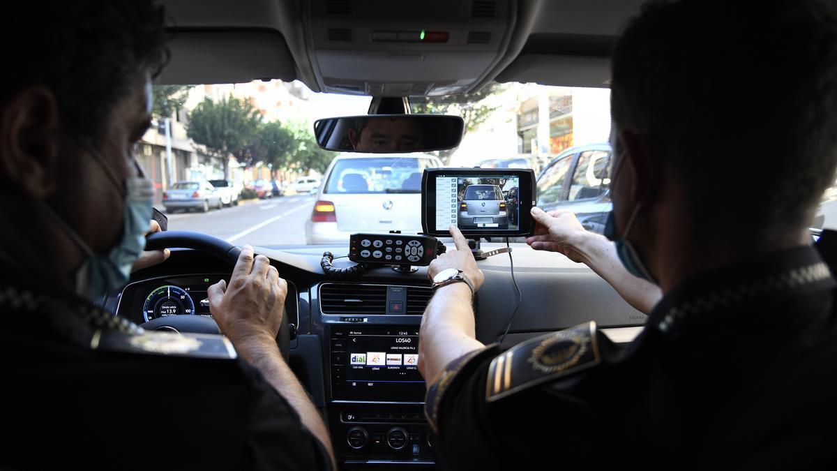 Tabletas para la Policía Local de Paiporta