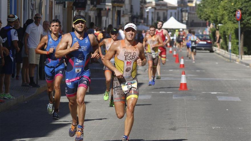 Baena organizará el primer triatlón de la provincia en los últimos quince meses