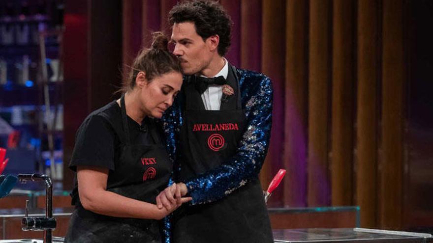 Juan Avellaneda se despide de 'MasterChef Celebrity 4' a las puertas de la semifinal