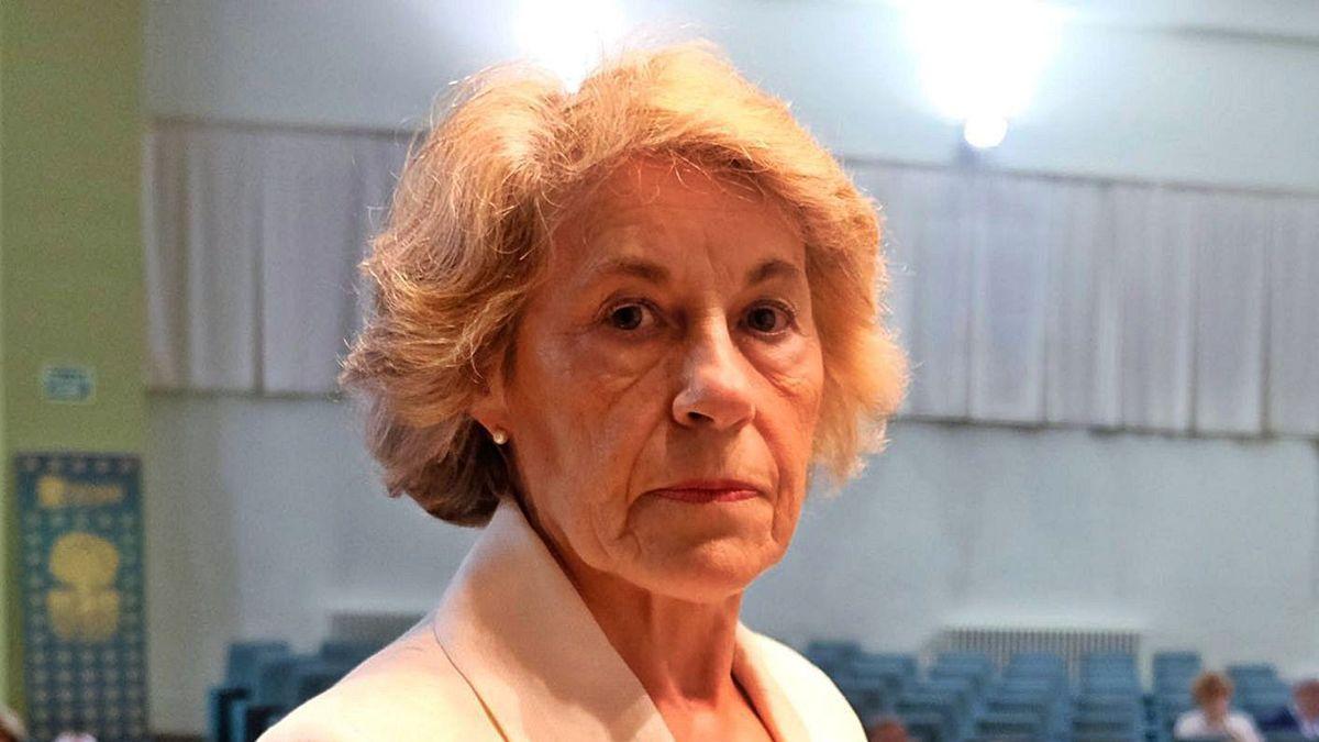 María Jesús Otero.