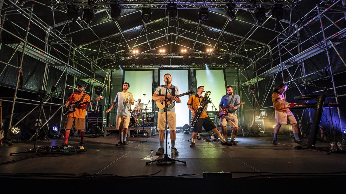 Concert d'Oques Grasses a Manresa