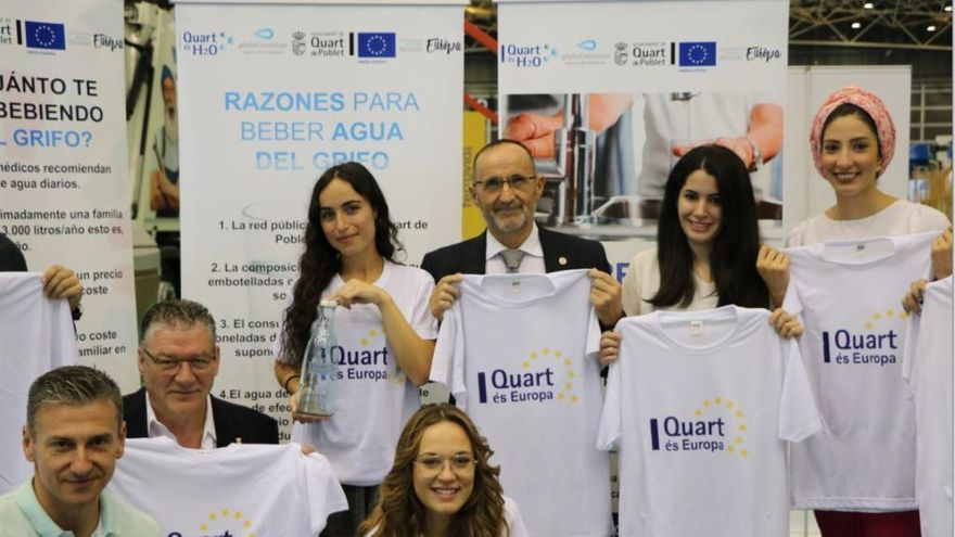 Quart presenta siete proyectos europeos durante el confinamiento