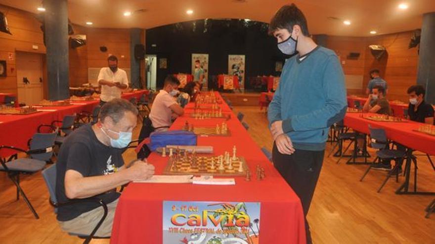 Arrancó la decimoctava edición del Festival de Calvià de ajedrez